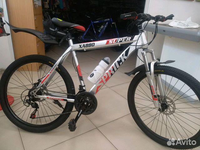 89527559801 Горный велосипед новый