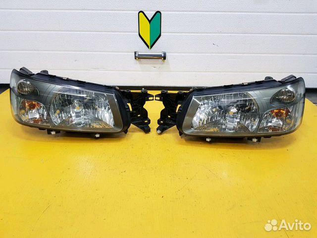 89625003353 Фары передние комплект Subaru Forester, SG5, EJ20