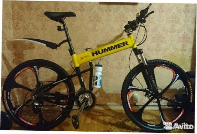 89527559801 Горный велосипед на литье,складные