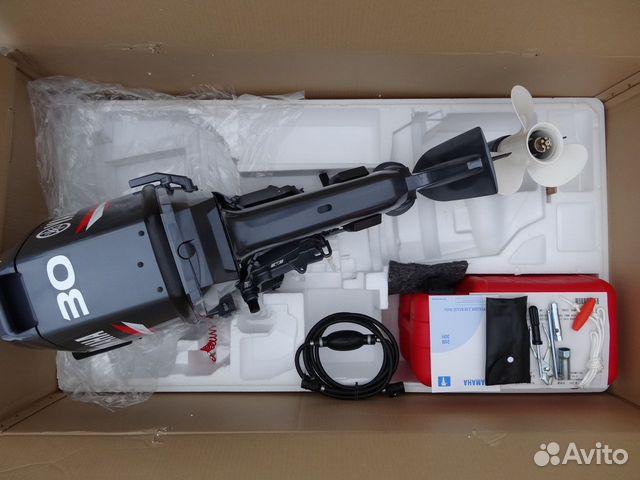 Лодочный мотор Ямаха 30 (Yamaha 30 Hwcs) 89153779717 купить 10