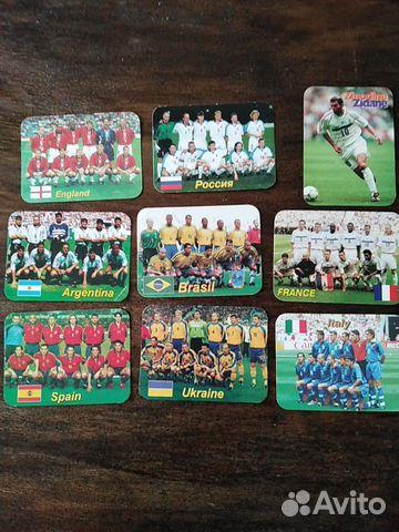 Календари коллекция, футбольные клубы и сборные