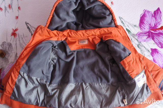 Куртка осенняя Zeplin р. 110-116 + Аксессуары  89616848492 купить 4