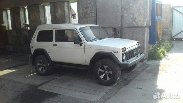LADA 4x4 (Niva), 1999 kaufen 2