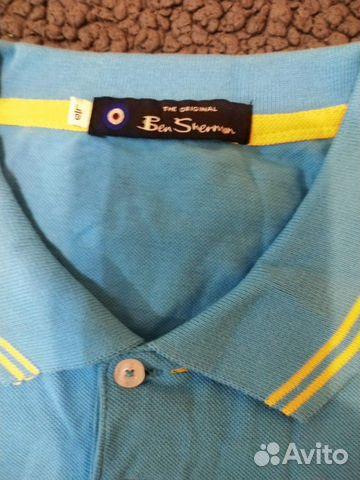 Поло тенниска Ben Sherman m 89525540708 купить 2