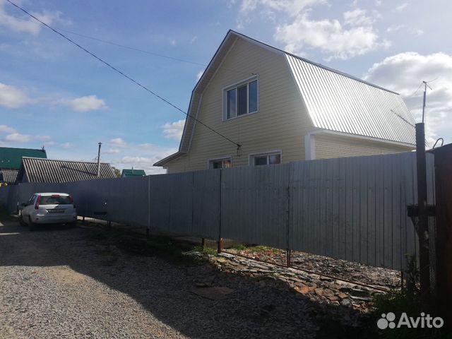 Дом 66 м² на участке 8 сот.