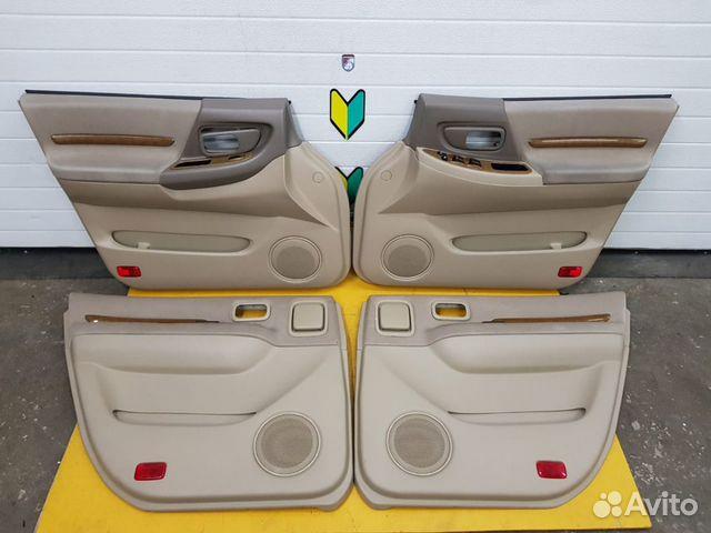 89625003353  Обшивка дверей комплект Nissan Presage, HU30