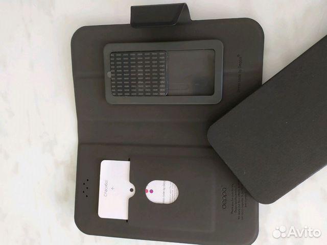 Чехол для смартфона универсальный. Эко кожа 89138885110 купить 3