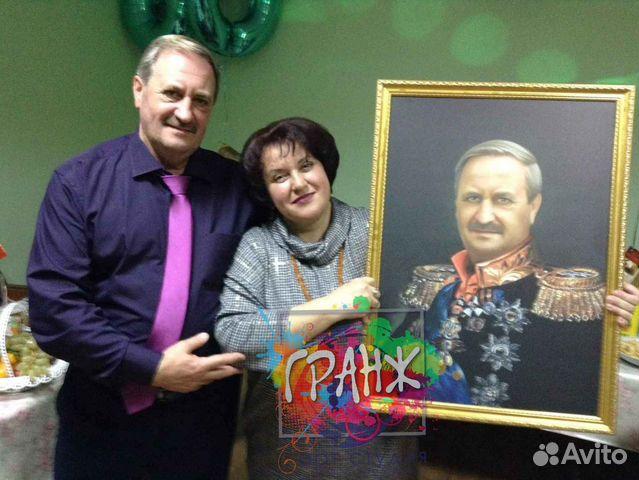 Портреты по фото в иркутске