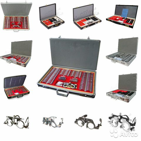 Autorefractometer / Equipment for optics