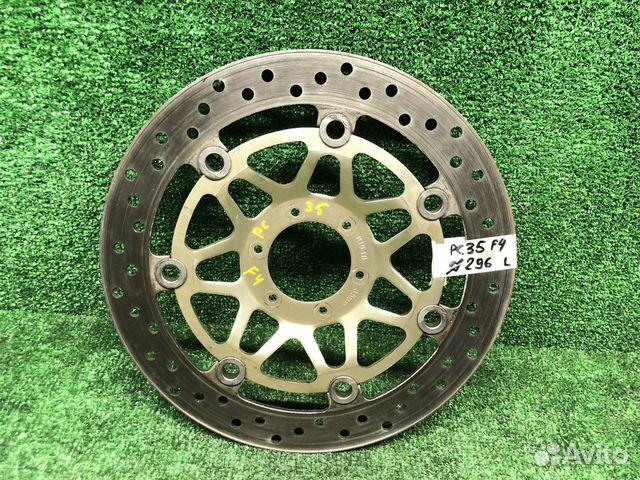 89831314444 Тормозной диск передний Honda CBR 600 F4 PC35 00