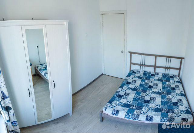 2-к квартира, 58.5 м², 6/9 эт. купить 3