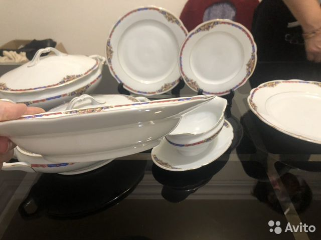 Набор столовой посуды купить 5