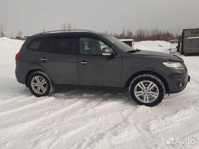 Hyundai Santa Fe, 2011 купить 4