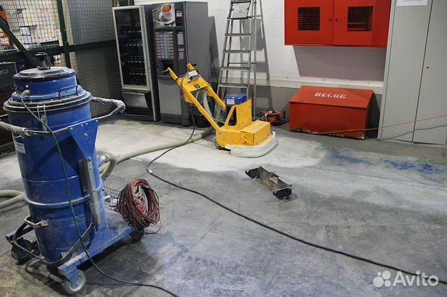Аренда в москве шлифовальная машина по бетону ремонтно бетонная смесь для ремонта