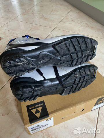 Лыжные ботинки Fisher XC Sport 89009663333 купить 2
