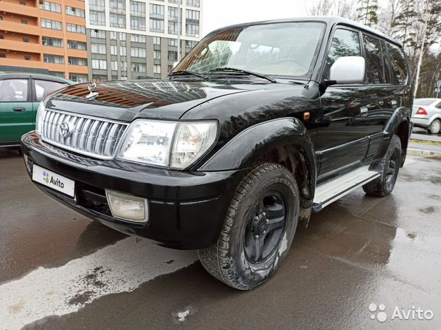 Toyota Land Cruiser Prado, 2000 89826307902 купить 4