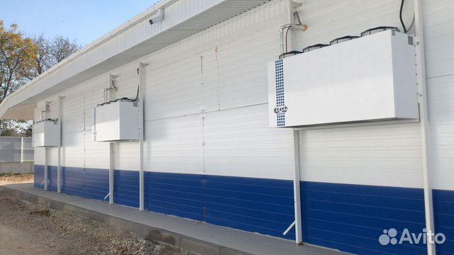 Холодильные камеры (сплит-системы и моноблоки)