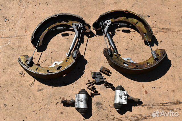 89307139175 Ремкомплект ручного тормоза Ford Focus 3 2011