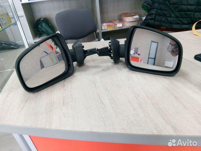 Зеркала наружные правоелевое на Renault Logan купить 1