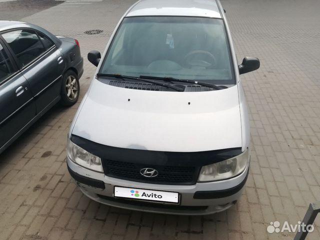 Hyundai Matrix, 2006 buy 6