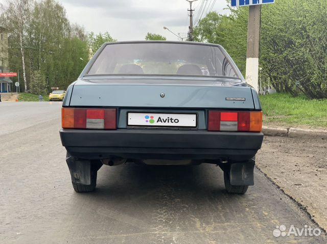VAZ-21099, 2001 köp 6