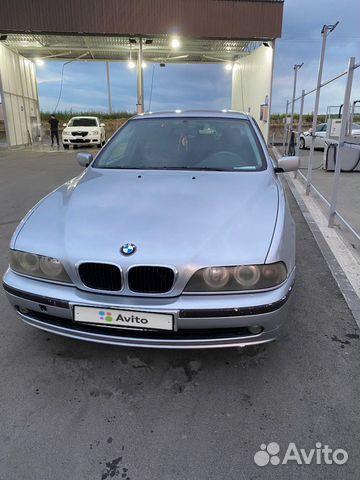 BMW 5 series, 1999