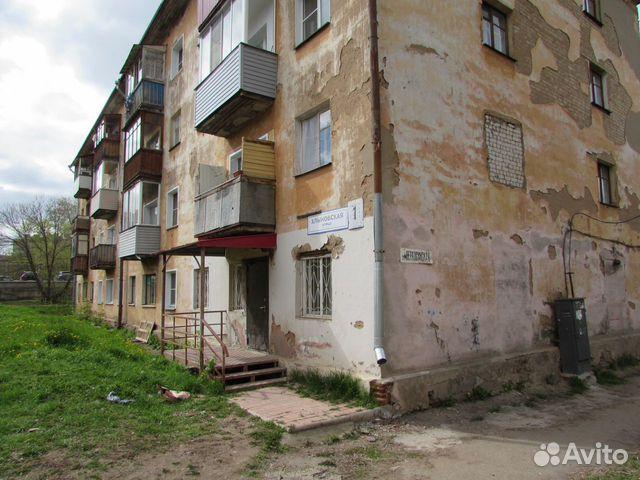 4-к квартира, 70 м², 1/4 эт.