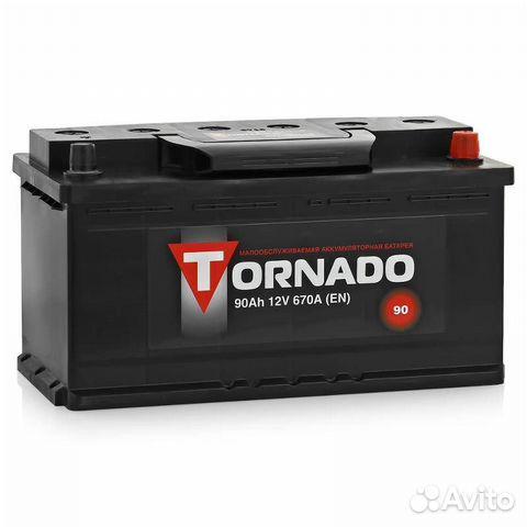 Аккумулятор акб 6ст-90 Tornado на ЗИЛ  89529705552 купить 1