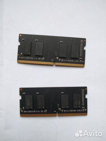 Новая память для Macbook 8 Gb sodimm DDR4-2666