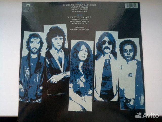 Deep Purple - Perfect Strangers  89178353407 купить 2
