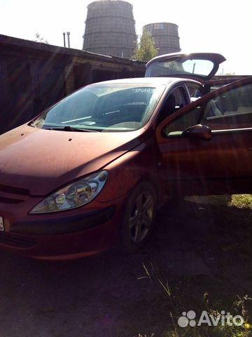 Peugeot 307, 2002 89091448936 купить 1