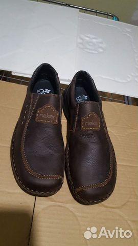 Кожаная обувь 45 размер (туфли)  89275064422 купить 4
