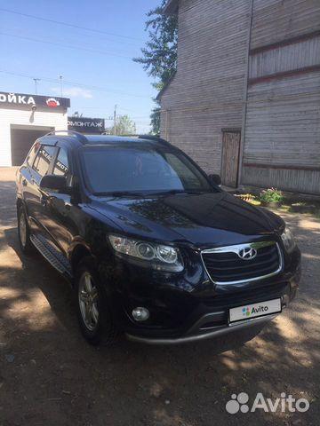 Hyundai Santa Fe, 2012 89210656665 купить 6