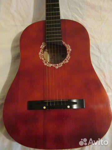Гитара шестиструнная Аккорд купить 1