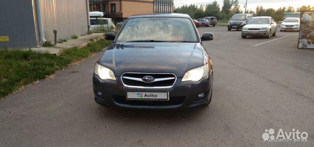 Subaru Legacy, 2007 89133218499 купить 5