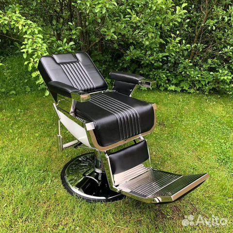Парикмахерское кресло для барбершопа Томми -2