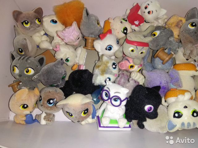 Наборы бархатных животных, коняшки, собачки, кошеч  89138951078 купить 7