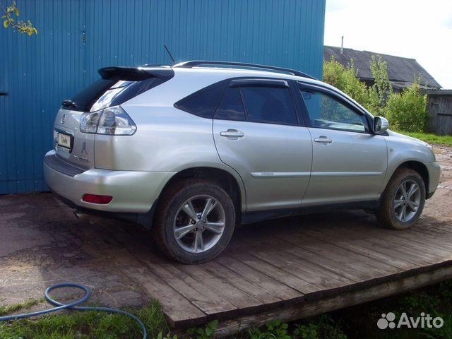 Lexus RX, 2007 89097188620 купить 6