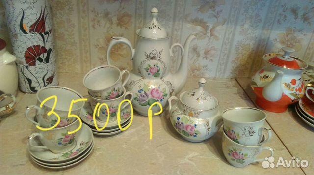 Сервиз чайный  89064888181 купить 7
