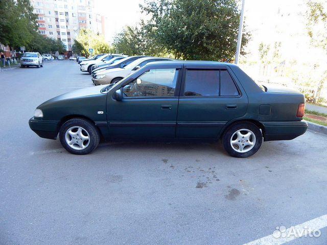 Hyundai Pony, 1994  купить 2