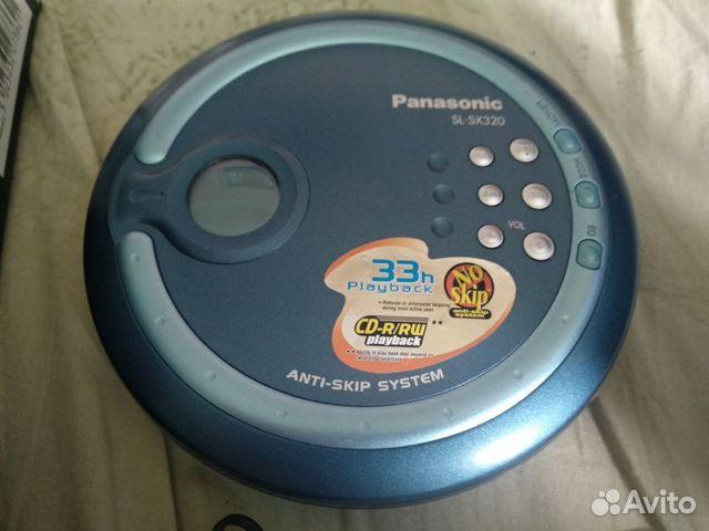 Cd плеер Panasonic sl-sx 320 новый  89027926572 купить 2