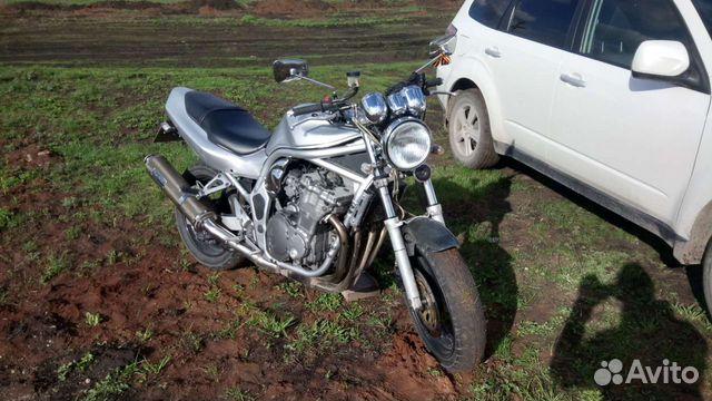 Suzuki bandit 750  купить 1