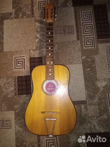 Гитара винтаж  89033987068 купить 1