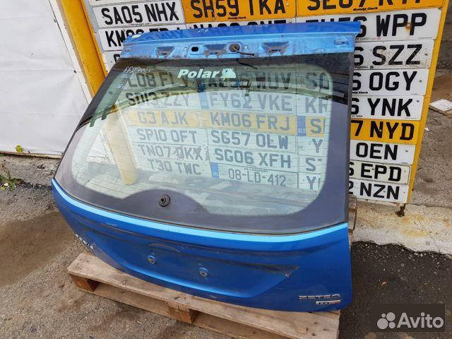 Дверь багажника Ford Focus 2  89086364687 купить 2