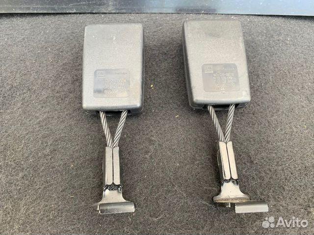 Ответная часть ремня безопасности Opel Astra H  89086364687 купить 2