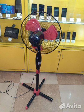 Вентилятор напольный Sakura SA-11BR