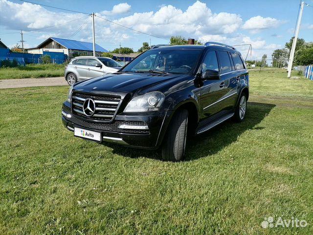 Mercedes-Benz GL-класс, 2011  89278348658 купить 1