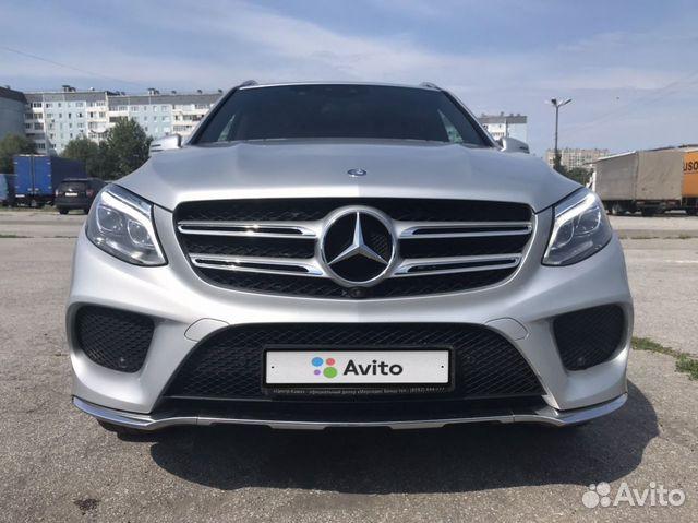 Mercedes-Benz GLE-класс, 2017  89226850000 купить 6