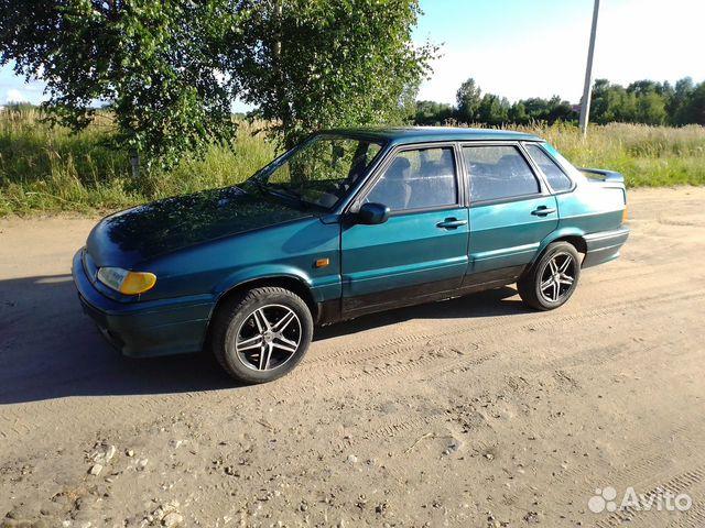 ВАЗ 2115 Samara, 2001  купить 6