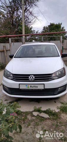 Volkswagen Polo, 2018  89054494401 купить 2